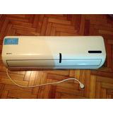 Aire Acondicionado 4500 Frío/calor + Kit De Instalación