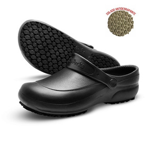 Crocs Soft Work   Hospitalar Colorido - Sapatos Preto no Mercado ... f446fb0e2e