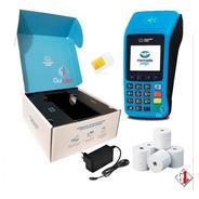 Mercado Point Plus Lector De Tarjetas Posnet 3g - Wifi