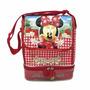 Lunchera Termica Minnie Con Licencia Disney Original