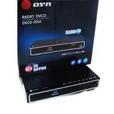 Reproductor Dvd Hdmi Cd Mp3 Copia De Cd A Pendrive Radio