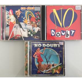 Kit Cds No Doubt, 1992, Tragic Kingdom E Return Of Saturn