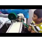 Maquina Cortacinta - Tela 01 Cuchilla Nueva Importada
