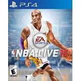 Nba Live 16 Standard Juego Ps4 Playstation 4 Stock