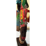 Decoracion Muñecas Artesanales Africanas Piedreria