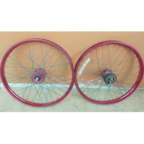 Rines Bicicleta Antigua Aluminio R-20