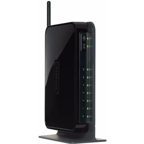 Modem + Router Wifi Inalambrico 2en1 Netgear Sirve Aba Cantv