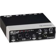 Interface De Audio Usb Midi Steinberg Ur22 Mkii + Nf