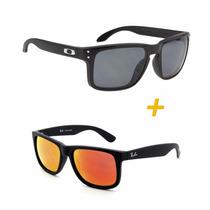 Kit 5 Óculos De Sol Holbrook Polarizado Envio Rapido Atacado