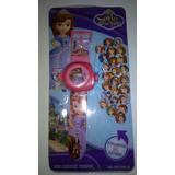 Reloj Disney Princesa Sofia
