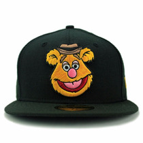 Boné New Era Tam 7 5/8 Muppets 59fifty Original Novo 1magnus