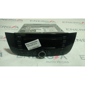 Central Multimidia Fiat Punto Original S/ A Senha