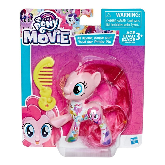 Figura Mi Peque?o Pony Hasbro B8924 The Movie 10 Cm Modelos
