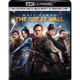 4k Ultra Hd + Blu-ray The Great Wall / La Gran Muralla