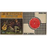 Disco De Vinil 1965/1966 Christophe 2 Compactos Diferentes