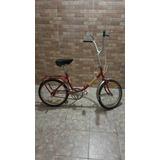 Bicicleta Antigua Rondinella Rodado 20 Impecable