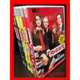 Dvd Novela Rbd Rebelde As 3 Temporadas Dubladas - 18 Discos