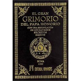 DEL PAPA GRIMORIO PDF HONORIO