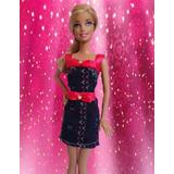 Ropa Muñeca Barbie Fashion Niñas Juguetes Vestidos Coleccion