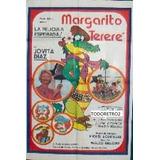 Afiche Margarito Terere Jovita Díaz, Armando Guerisoli 1978