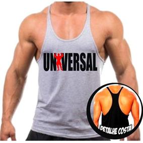 Regata Cavada Universal Frete Grátis P/ Musculação Academia