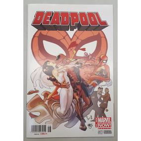 Deadpool 17 Portada Variante La Mole Homenaje Boda Spiderman