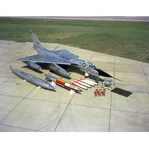 Avion A Escala Bombardero B-58 Hustler1/96 Revell Lodela