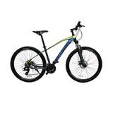 Bicicleta Lahsen Mtb Zx Initiated 27,5 Freno Disco 24 Vel