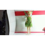 Dr.veneno Barbie Campanita Disney Aprox 30 Cm Leer