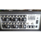 Consola Amplificada Sound Barrier 6 Canales 300 Watts