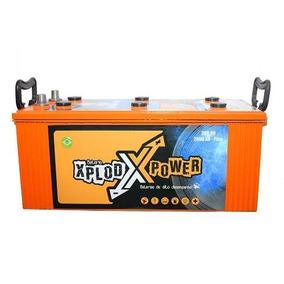 Bateria Xplood Power 300ah Auta Performance Som Carro