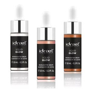 Idraet Maquillaje Iluminador Gotas Liquido Liquid Glow 10gr