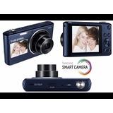 Câmera Samsung Smart Dv150f Wifi 16.1mp Zoom 5x Top De Linha