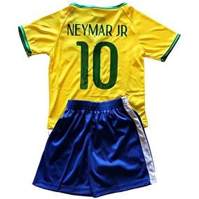 Fwc 2014 Neymar Jr 10 Brasil Brasil Futbol Del Fútbol Camis