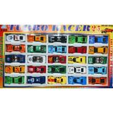 Set Autitos De Juguete Plástico Turbo Racer X 25