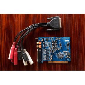 M-audio Audiophile 192 - Placa Sonido Audio - Midi