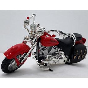 Moto Estradeira Colecionável 1:12 Hx806