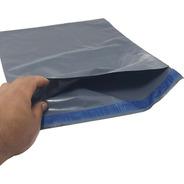 Envelope De Segurança Ecológico  32x40 1000 Pçs Cinza