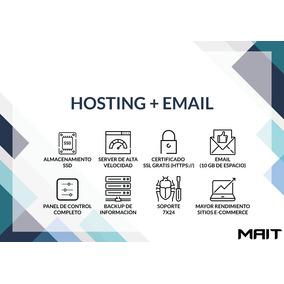 Hosting Mensual Wordpress Alojamiento Web (recomendado)