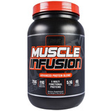 Muscle Infusion 907g Baunilha - Nutrex - Whey Protein Blend