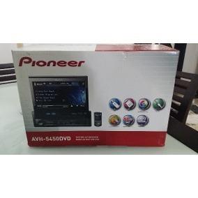 Reproductor Pioneer Avh-5450bt Dvd Pantalla Tactil Usb Mp3
