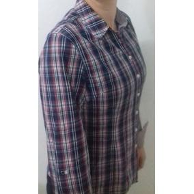 4de7d6e22 Camisa Xadrez Feminina Tumblr - Calçados