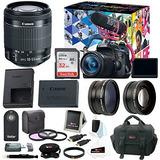 Canon Eos Rebel T6i Dslr Video Creator Ki Video Creator Ki