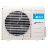 Condensadora Split Midea Inverter 18.000btu Quente E Frio