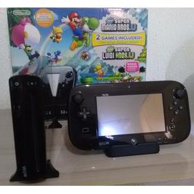 Wii U Deluxe Desblqueado Haxchi
