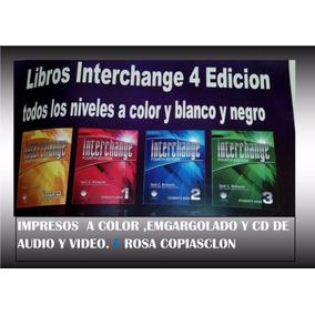 Libros Interchange 4 Edicion