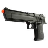 Pistola Airsoft Elétrica Desert Eagle Cm121 Trilho 20mm Cyma
