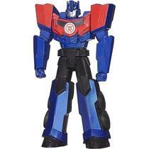Boneco Transformers Optimus Prime Titan Guardians - Hasbro