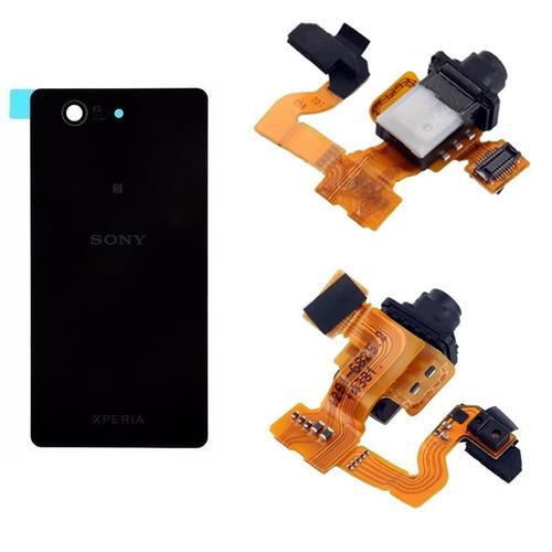 Flex Sensor Proximidade + Tampa Traseira Xperia Z3 Compact