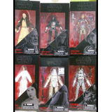 Set Figuras Lote Star Wars Black Series